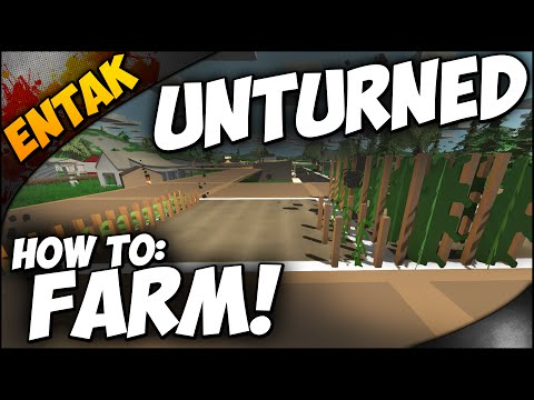 unturned how to make a subway