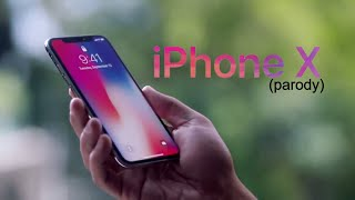 iPhone X Official Release Trailer - Apple (Parody)| AlvaroRubiio