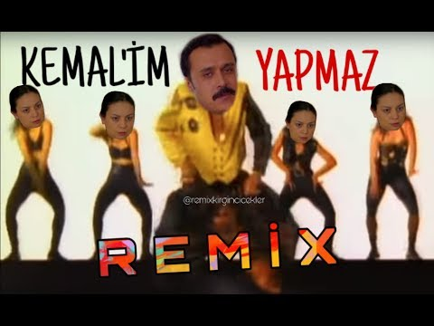 Mesude  - Kemal'im Yapmaz - Can't Touch This Remix