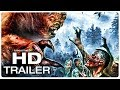 BIGFOOT VS ZOMBIES Official Trailer (NEW 2018) Horror Movie HD