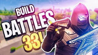 Fortnite Build Fight Compilation #33