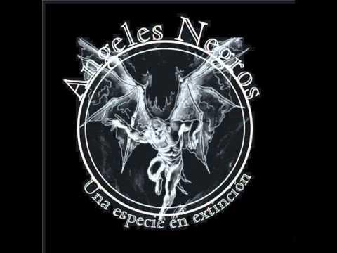 ANGELES NEGROS - UNA ESPECIE EN EXTINCION - (DISCO COMPLETO)