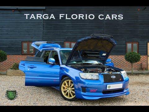 Repeat Subaru Forester STi 2 5 DOHC 16 Valve AVCS