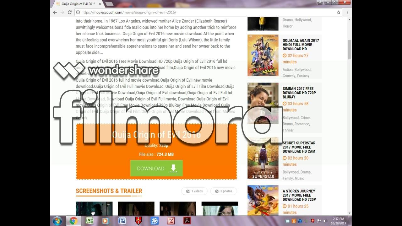 Moviescouch com