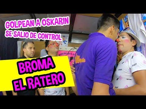BROMA EL RATERO / SE SALIO DE CONTROL / LOS DESTRAMPADOS