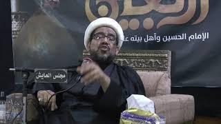 مشروعية المشي إلي زيارة الإمام الحسين عليه السلام | الشيخ زكي العمران