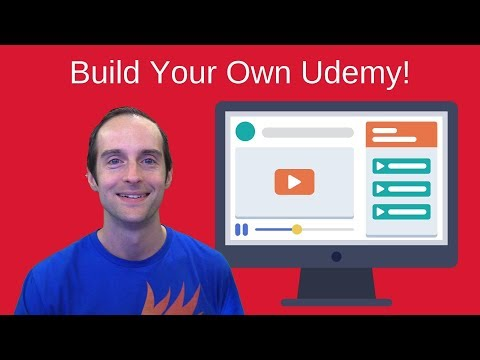 Build Your Own Udemy! Online Education Business Franchise with Video Courses!
