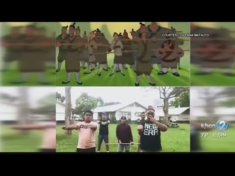 Kaimuki High School Students Turn Assignment Into Viral Hit