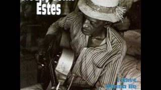 Sleepy John Estes - Diving Duck Blues