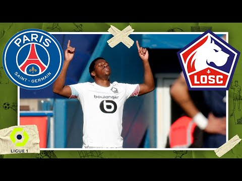 PSG vs Lille | LIGUE 1 HIGHLIGHTS | 4/3/2021 | beIN SPORTS USA