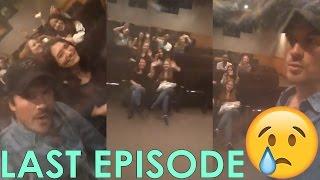 Ian Somerhalder | Watching Vampire Diaries 8x16