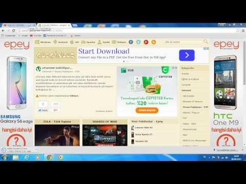 uTorrent İndirme - Türkçe