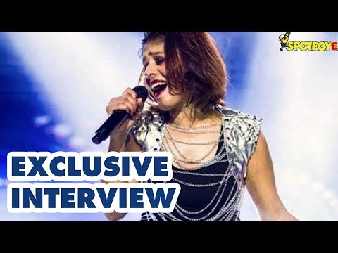 Exclusive Sunidhi Chauhan Interview by Dhairya Ingle | SpotboyE