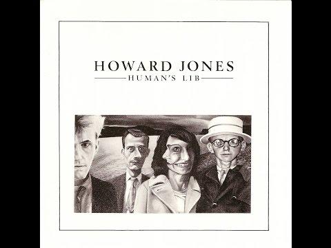 HOWARD JONES - ''WHAT IS LOVE?''  (1984)