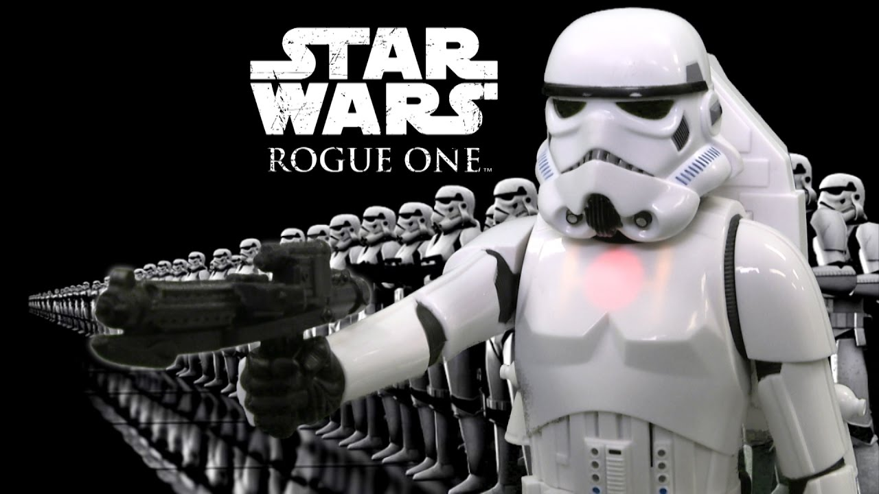 Star Wars Rogue One 12 Inch Imperial Stormtrooper