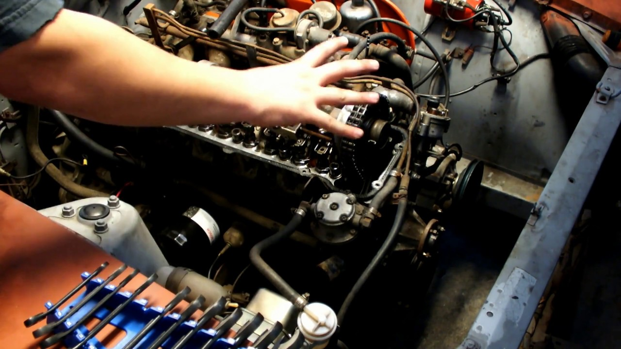 Datsun 240z - Timing Chain Part 2