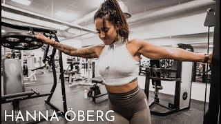 FITNESS MOTIVATION - SHOULDER WORKOUT INSPIRATION (HANNA ÖBERG)