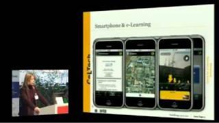 CeBIT lab talk 2011: Lernen aus der Hosentasche. Mobile Learning Environment.