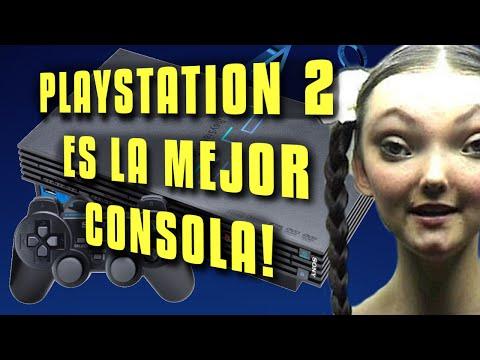5 Razones porque la Playstation 2 es la mejor consola