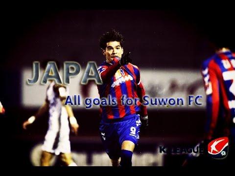 자파 ▶ Japa ● Jonas Augusto Bouvie ● All Goals for Suwon FC