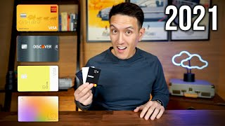 The ABSOLUTE BEST Beginner Credit Cards (2021)