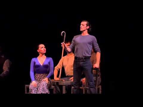 """Carmen"". Staging Teatro Real Madrid. Part 1. ""Кармен"". Постановка Мадридского театра Реал. Часть 1."