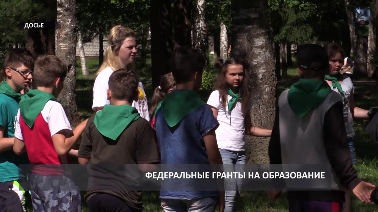 Гранты для образовательных учреждений Владимирской области (2019 07 12)