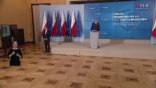 Konferencja prasowa premiera Mateusza Morawieckiego - 23 grudnia 2020 r.