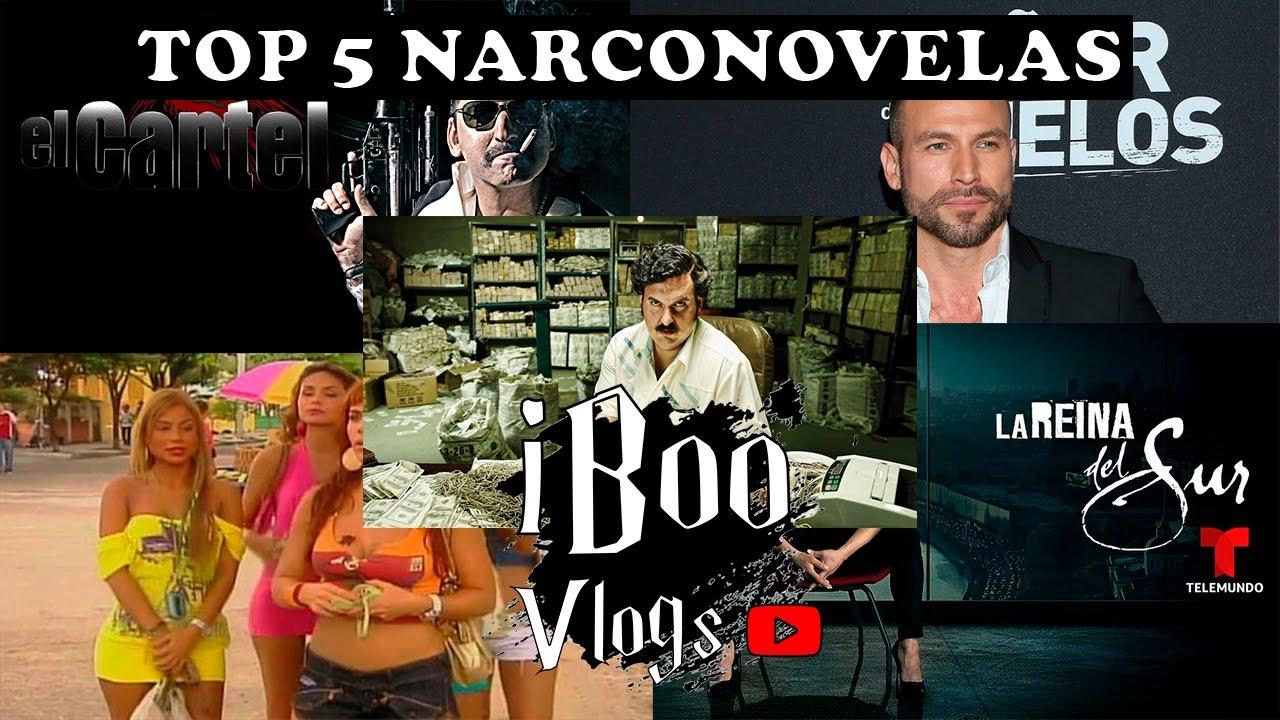 TOP 5: Narconovelas Mas Exitosas y Televisadas por TELEMUNDO CARACOL