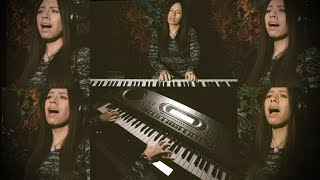 THE EYES OF SHARBAT GULA - NIGHTWISH (Instrumental/Vocal Cover)