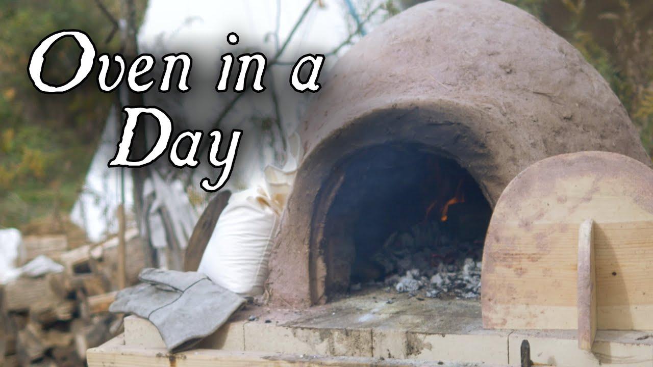 Diy Brick Pizza Oven Outdoor