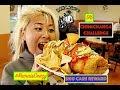 CHIMICHANGA BRAND NEW FOOD CHALLENGE | $100 CASH Reward| RainaisCrazy | Don Lalo's in Ventura