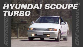 1993 Hyundai Scoupe Turbo - Throwback
