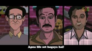Great Grand Masti Movie Spoof   Riteish Vivek Urvashi   SDE Specials