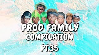 PROD FAMILY | COMPILATION 35 - | PROD.OG VIRAL TIKTOKS | FAMILY COMEDY | FUNNY SERIES | THRILL 2020