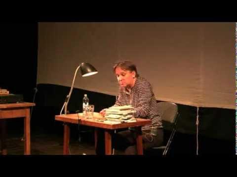 Měsíc autorského čtení / Authors' Reading Month 2012: Marián Hatala (Brno)