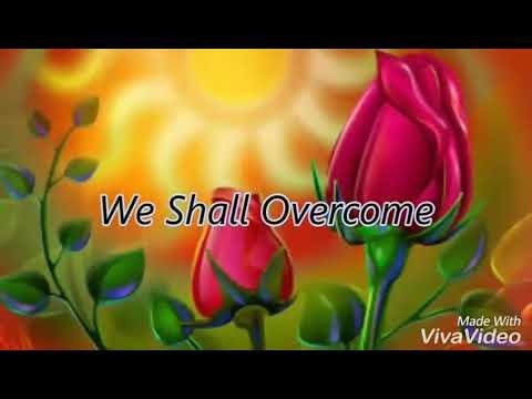 We shall overcome prayer.. For school