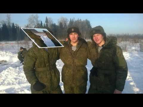 На память о службе в армии
