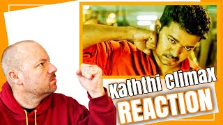Kaththi Climax Fight Scene REACTION