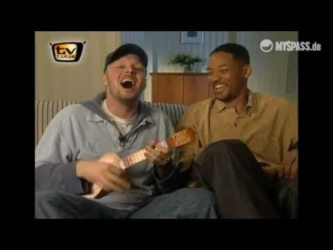 Stefan Raab vs Will Smith