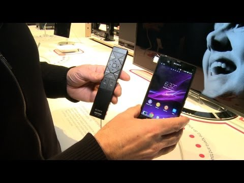 CES 2013: Sony Near Field Communication (NFC) | Consumer Reports