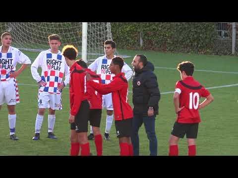 AFC O17 VS ASV De Dijk O17