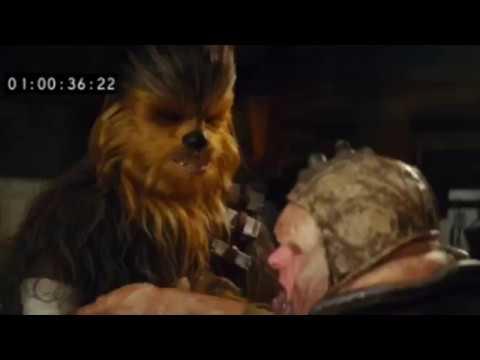 La violenta escena eliminada de 'Star Wars' que revela la fuerza de Chewbacca