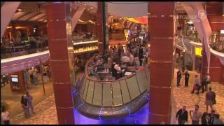 Oasis of the Seas - Das größte Kreuzfahrtschiff der Welt