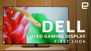 Dell 55 quot OLED Gaming Display The OLED takeover continues at CES 2019