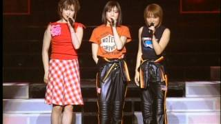 BABY! 恋にKNOCK OUT! ちょこっとLOVE 20010415 Morning Musume Live Re...