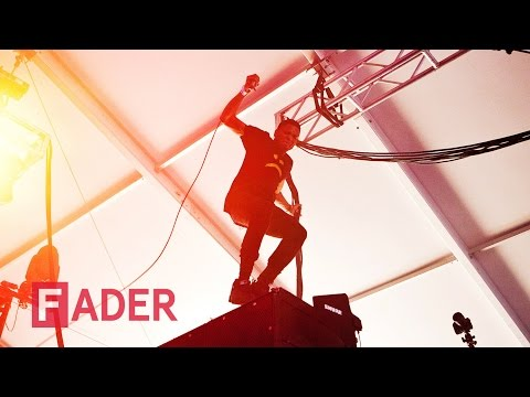 Gallant - Full Performance at The FADER Fort Presented By Converse (16)