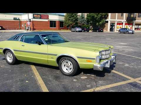 Repeat 1975 Ford Gran Torino Elite 2 Door Coupe by Cars