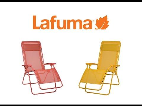 Lafuma R Clip Recliner YouTube
