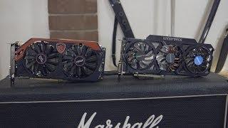 4K GPU Wars: MSI GTX 780 Ti Twin Frozr vs Gigabyte R9 290X Windforce